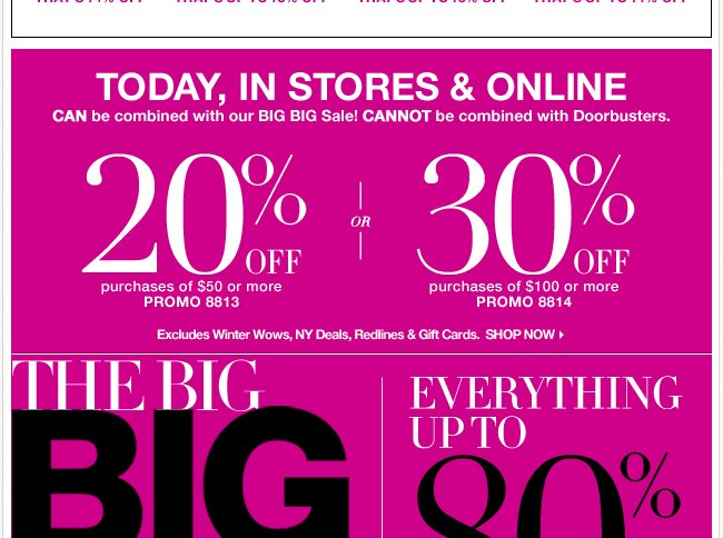 Save Up to 30% Off with this Coupon!