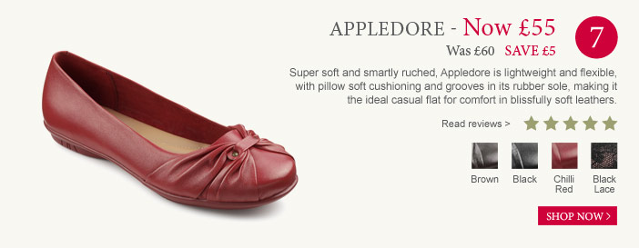 296c47699b4aa Hotter Shoes: See our top 10 sale favourites. Free Delivery on all ...