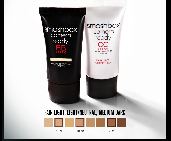 BB Cream & CC Cream