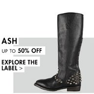 ASH UP TO 50% OFF