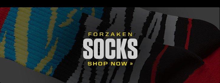 Forzaken Socks