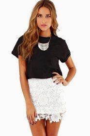 Serena Crochet Skirt 33