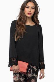 Elysia Long Sleeve Blouse 29