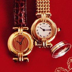 Vintage Treasures: Bvlgari & Cartier