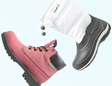 Kids' Winter & Work Boots