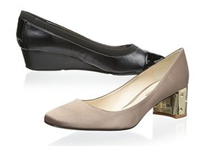 Shop by Height: Low & Mid Heels