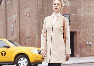 Classic Camel & Khaki: Outerwear