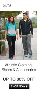 Athletic: Pops of Color