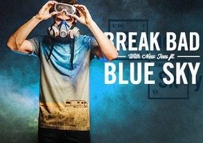 Shop Graphic Tees: Heisenberg's Blue Sky