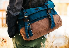 Shop NEW Canvas Bags ft. J. Campbell