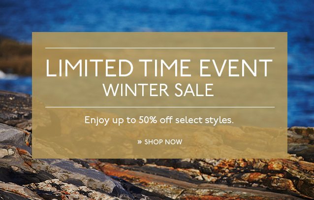 LIMITED TIME EVENT: WINTER SALE