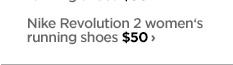 Nike Revolution 2 women's running shoes $50 ›