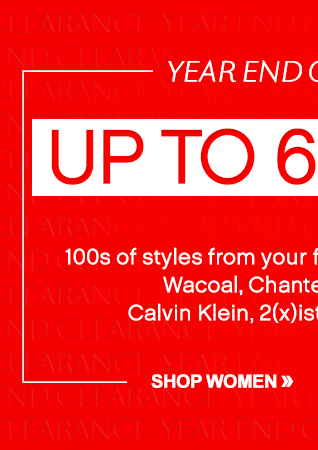 Up to 60% Off 100's of Styles