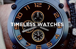 MRKT: Timeless Timepieces