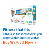 Buy Wii U Fit Now