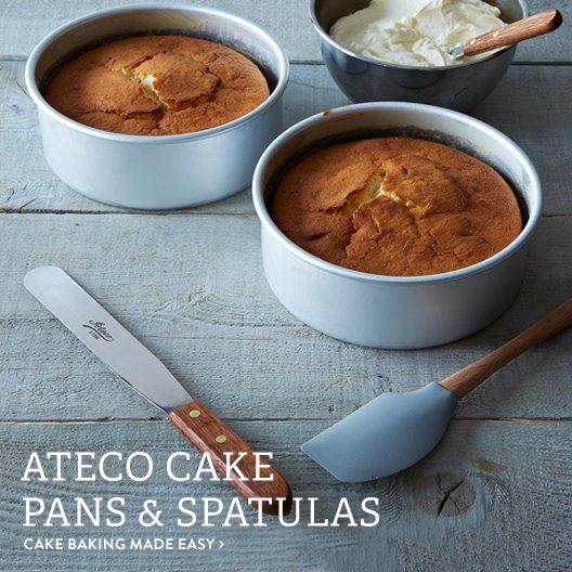 Cake Pans & Spatulas