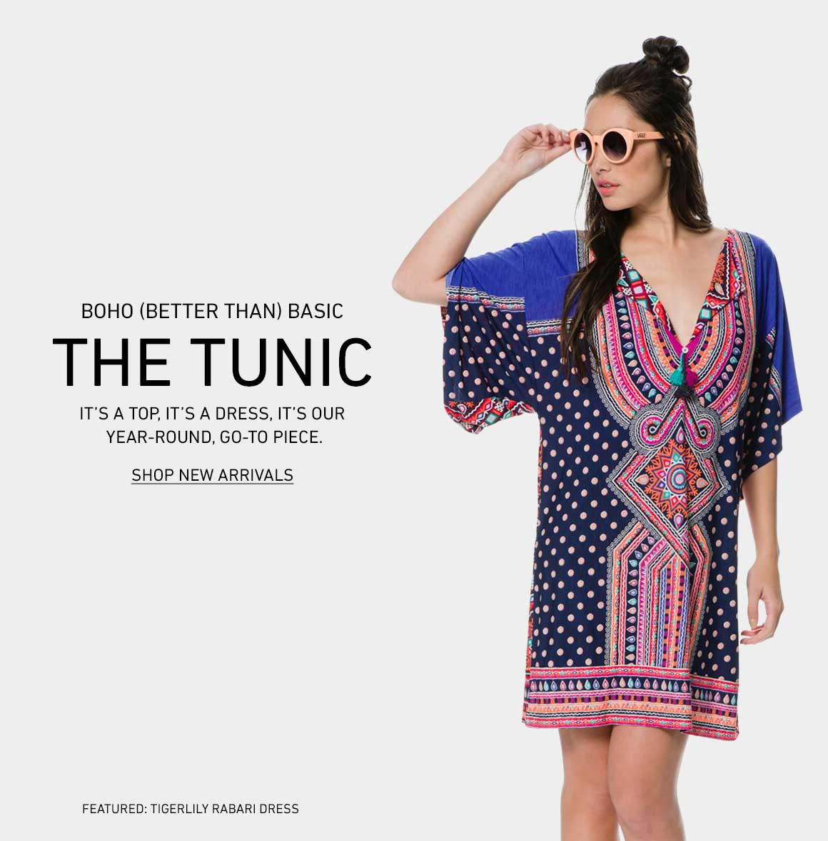 Boho Better Than Basic: The Tunic