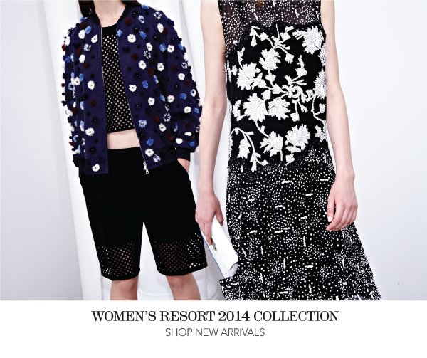 Shop the Resort 2014 Collection