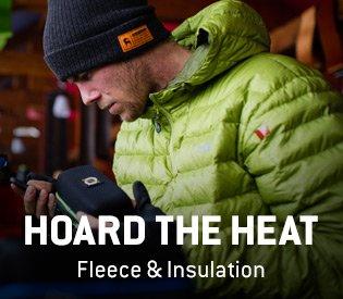 Fleece & Insulation for Everyone