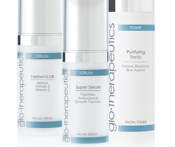 Serum and Toner products
