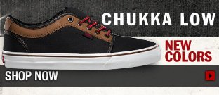 SHOP New Chukka Low Colors!