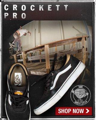New Crockett Pro Skate!