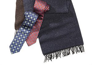 Up to 80% Off: Ties & Scarves