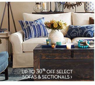 SOFAS & SECTIONALS »