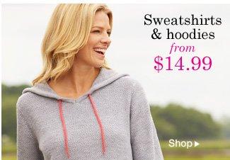 Sweatshirt and hoodie