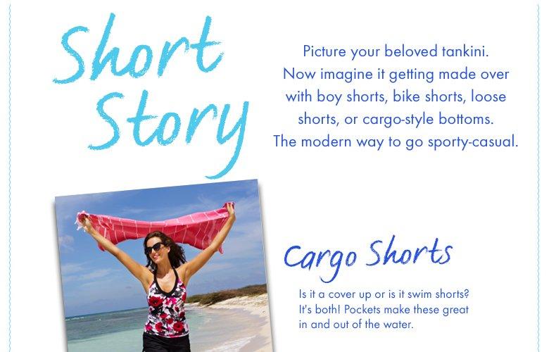 Short Story - Cargo Shorts