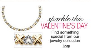 Sparkle this Valentine's Day