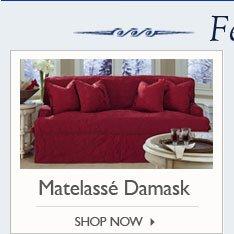 MAtelasse Damask