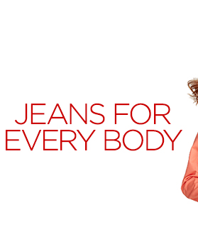 JEANS FOR EVERY BODY