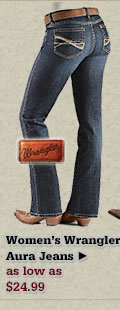 Womens Wrangler Aura Jeans on Sale