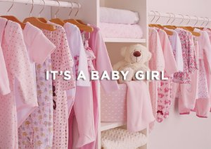 It's a Girl: Styles for Baby