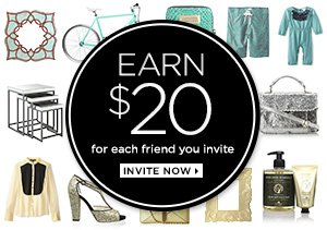 Invite Friends, Earn $20