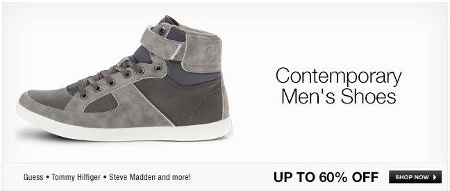 Contemporary Men's Shoes