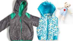 Toddler's and Kids' Outerwear Blowout