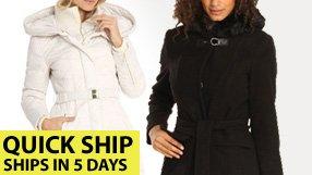 Chic Coats Under $150