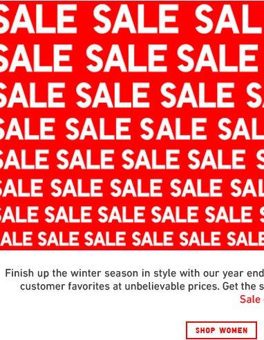 Shop Women Sale