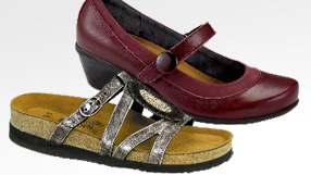 Women's Naot Comfort Footwear