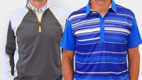 Moisture Wicking Polos, Shirts and more