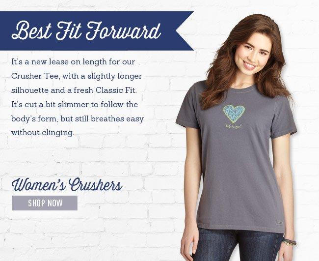 Shop Women's Crushers