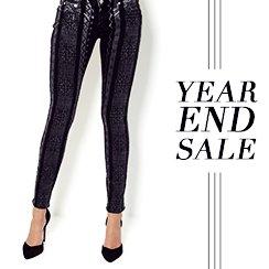 Year End Sale: Designer Jeans