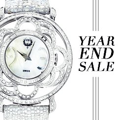 Year End Sale: Diamond Watches starting at $29