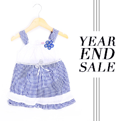 Year End Sale: Kids Apparel & Shoes From $1