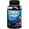 One A Day Men's VitaCraves Gummies Adult Multivitamin, 100 count