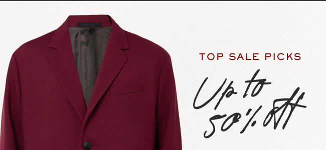 Top Sale Picks: Up to 50% off. Shop now
