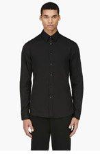 VERSACE Black Classic Shirt for men