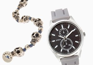 Layered Look: Watches & Bracelets